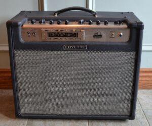 Fryette Memphis 30 Combo 2011 (Consignment) No Longer Available