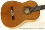 2004 German Vasquez Rubio Flamenco Blanca Guitar (consignment)  SOLD