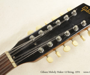 1970 Gibson Melody Maker 12-String No Longer Available