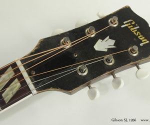 1956 Gibson SJ Acoustic  (consignment) NO LONGER AVAILABLE