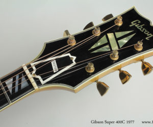 Gibson Super 400 C 1977 SOLD