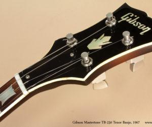 1967 Gibson Mastertone TB-250 Tenor Banjo (consignment)