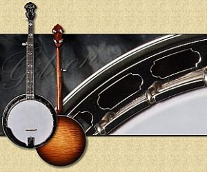 (Discontinued) Gibson Earl Scruggs Standard Mastertone 5-String Banjo