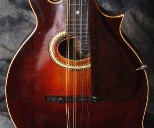 Gibson F2 Mandolin 1929 (Consignment) SOLD