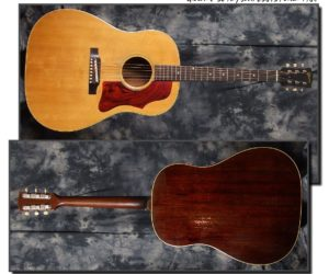 Gibson J-50 ADJ 1969 (Consignment) SOLD