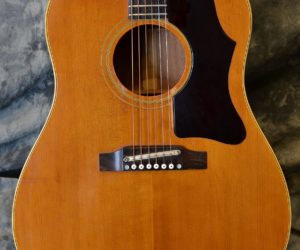 Gibson J-50 Adjustable 1965 (Consignment) SOLD