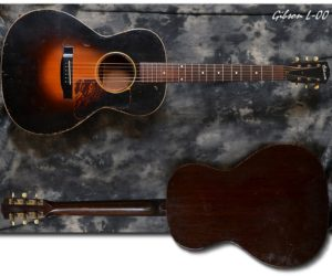 Gibson L-00 late 30's (used)  SOLD