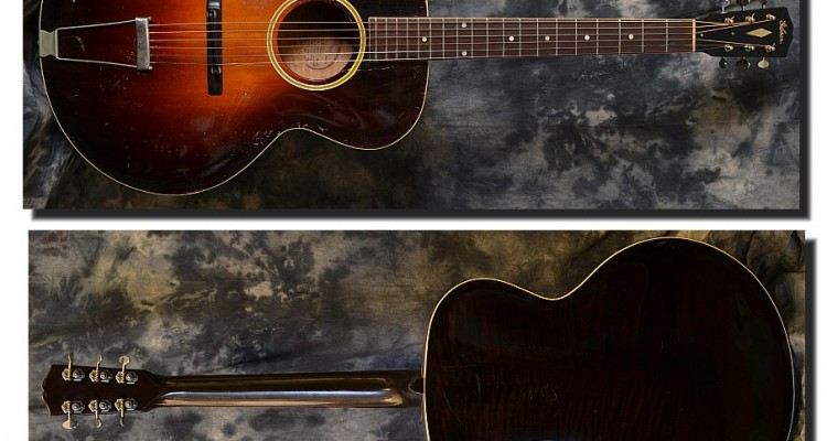 Gibson_L-4_1934
