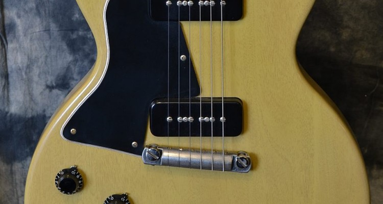 Gibson_LP-Special-LH_2009C_top