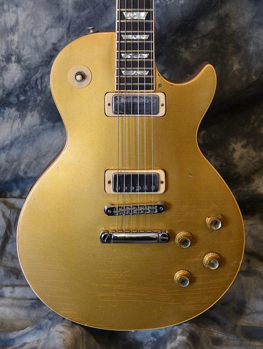 Gibson Les Paul Deluxe Goldtop : gibson les paul deluxe gold top 1976 ~ Russianpoet.info Haus und Dekorationen