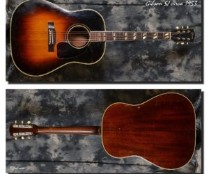 Gibson SJ 1953 (used) SOLD