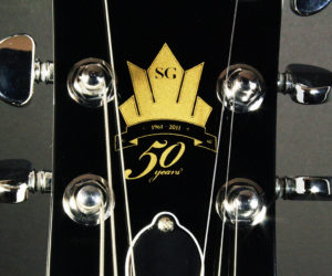Gibson SG Special 50th Anniversary Pete Townsend Arctic White No Longer Available