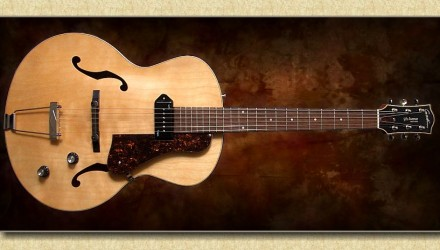Godin_Kingpin_Natural_guitar