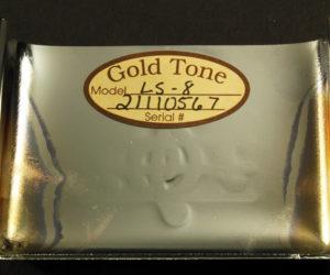 GoldTone LS-8 8-String Lap Steel