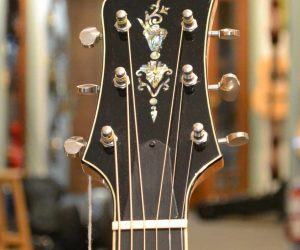 Greenfield Slope Dreadnought Maple 2000 (Consignment)  SOLD