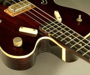 Gretsch 6071 Bass 1968 (consignment)  No Longer Available