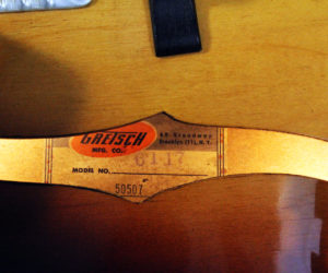 Gretsch Anniversary 6117 1962 (Consignment) No Longer Available