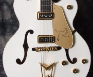 Gretsch White Falcon 2009 (Consignment) SOLD