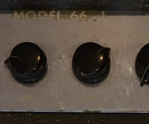 Guild J-66 Amp 1961 (Consignment) SOLD