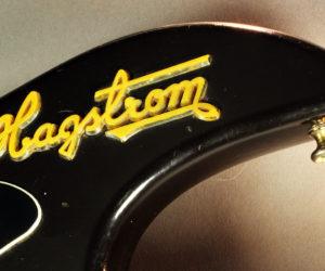 Hagstrom Coronado IV Bass 1967 (consignment) SOLD