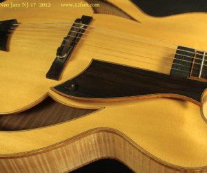 Harrison Neo Jazz NJ17 SOLD