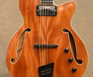 Harrison GB Custom Mahogany 2009 SOLD