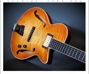 Douglas Harrison GB Custom Blister Maple  SOLD