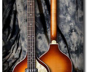 Hofner 500/1 - 62 Reissue Violin Bass