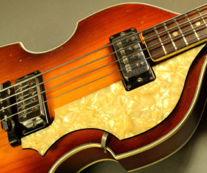 Hofner 500/1 Beatle Bass 1966 (consignment) No Longer Available