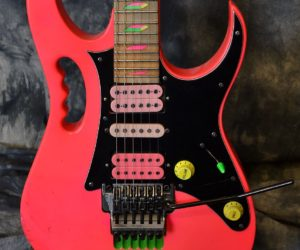 Ibanez Jem Pink 1987 (Consignment) SOLD