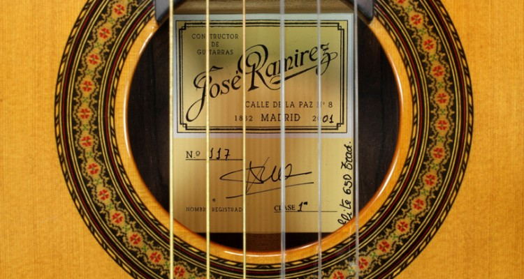Jose-Ramirez-1a-Traditional-Elite-2001-label
