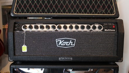 Koch-Multitone-50-25-Watt-Head-Front-View