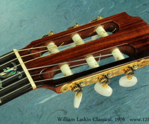 William Laskin Classical, 1976 No Longer Available