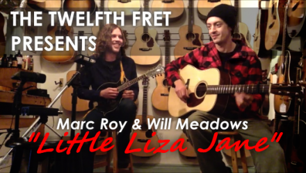 Marc-Roy-and-Will-Meadows-play-Little-Liza-Jane