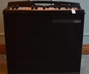 Magnatone Estey M15 1965 (Consignment)  SOLD