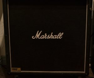 Marshall 1960B 4x12 Cabinet (Used) SOLD