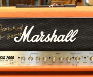 Marshall JCM2000 DSL50 half stack orange 2004 (Consignment) SOLD