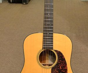 Martin D-18 GE 2007 (Consignment) SOLD