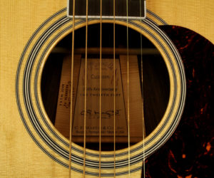 Martin Custom Shop Twelfth Fret 35th Anniversary HD-35  SOLD