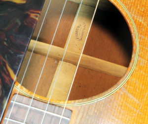 Martin C-1T Tenor Guitar 1932 (consignment)  SOLD