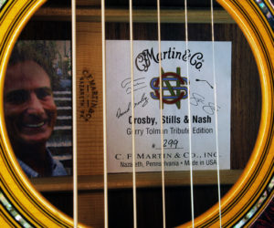 Martin CSN Gerry Tolman Tribute model 2007 (consignment) SOLD
