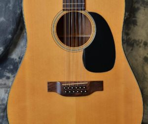 Martin D-12-20 1976 (Consignment) SOLD