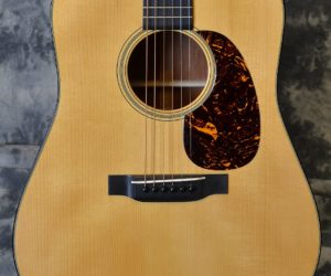 Martin D-18 Authentic 1937 2007 (Consignment) SOLD