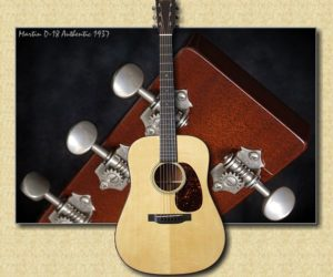 (Discontinued) Martin D-18 Authentic 1937