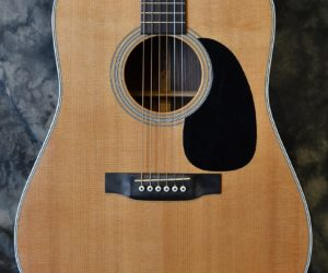 Martin D28 2008 (Consignment) SOLD