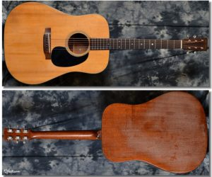 Martin D-18 1961 (Consignment) SOLD