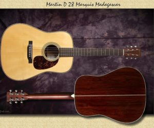 Martin D28 Marquis Madagascar