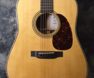 Martin D28 Dan Tyminski Sold and Discontinued