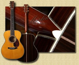 NO LONGER AVAILABLE:  Martin OM-45 Marquis