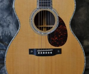 Martin OM-42 2005 (Consignment) SOLD